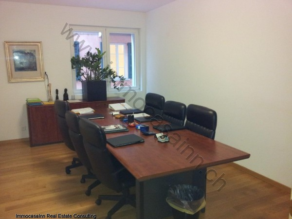 Ref. 396A - Office for Rent in Lugano Centro