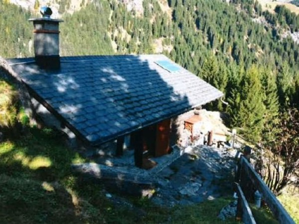 Ref. 168 - Rustic House for Sale in Mesocco