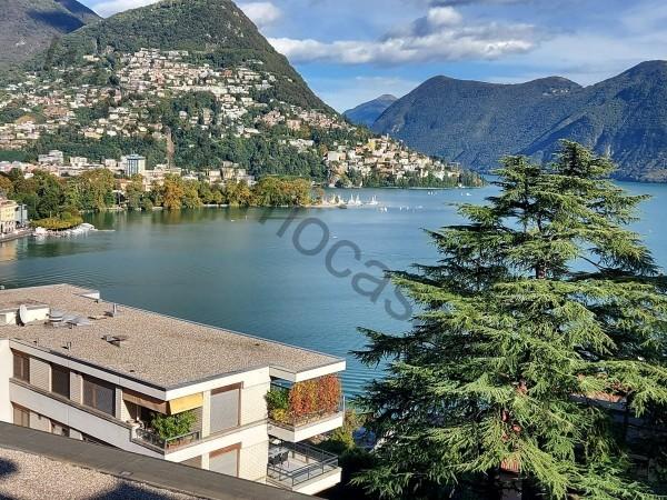 Riferimento 569 - Appartamento in Vendita a Lugano Centro