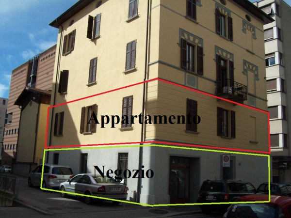 Ref. 348 - Apartment for Sale in Lugano Centro