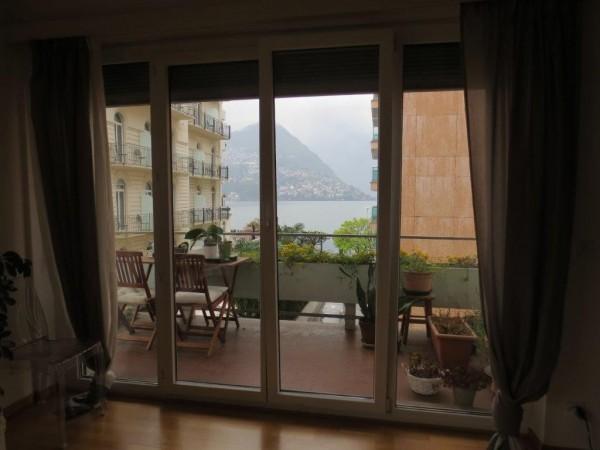 Riferimento 240A - Appartamento in Affitto a Lugano Centro