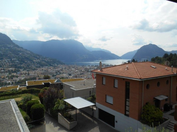 Ref. 345A - Villa for Rent in Lugano Centro