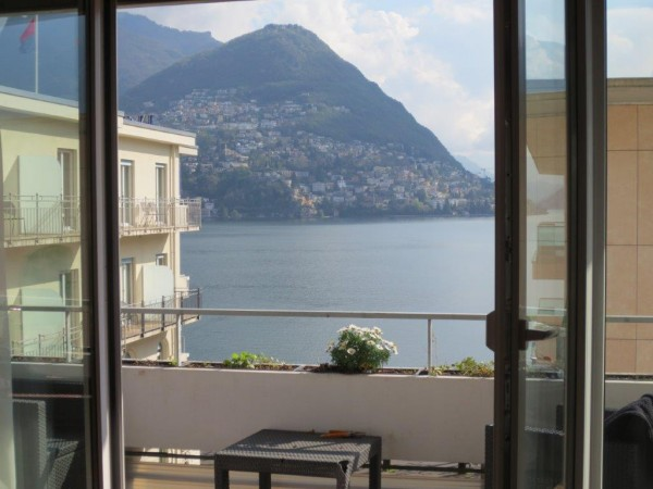 Ref. 334A - Apartment for Rent in Lugano Centro