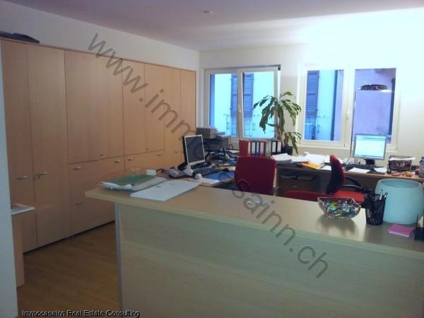 Riferimento 360 - Ufficio in Vendita a Lugano Centro