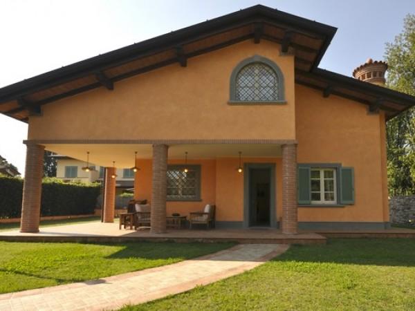 Riferimento 2118 - Villa Singola in Affitto a Forte Dei Marmi