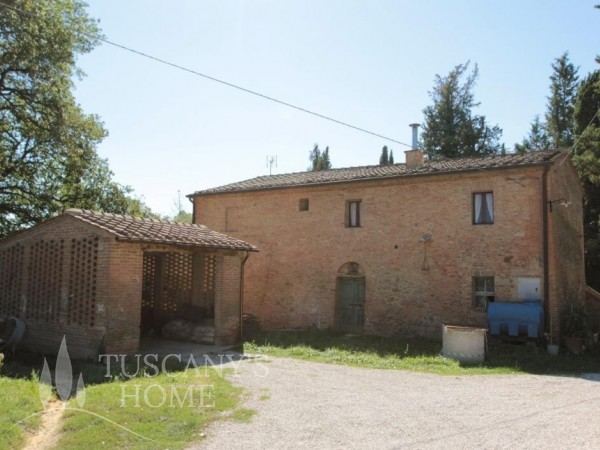 Reference VCa412 - Farmstead for Rent in San Giovanni D'asso