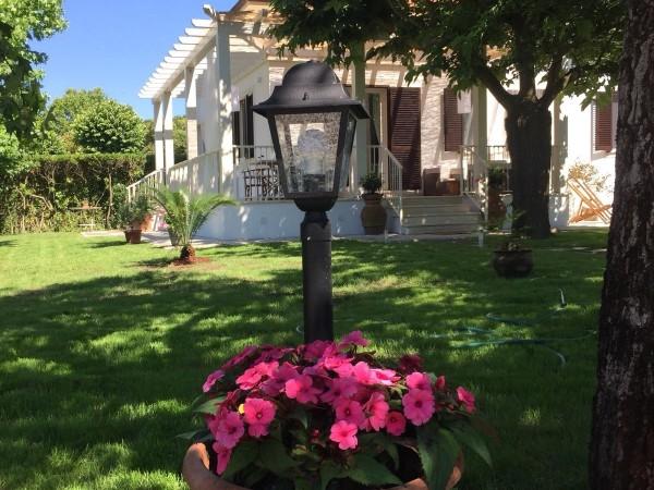 Rif. 2125 - villa bifamiliare in affitto a Forte Dei Marmi | Foto 11