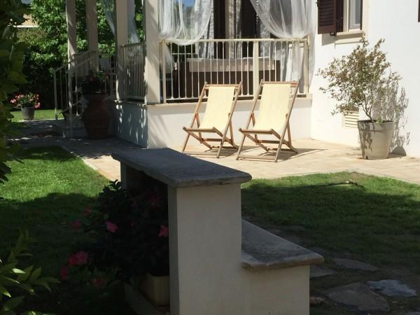Rif. 2125 - villa bifamiliare in affitto a Forte Dei Marmi | Foto 12