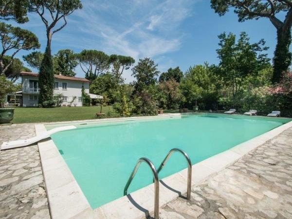 Riferimento 158-10 PL - Villa in Affitto a Marina Di Pietrasanta