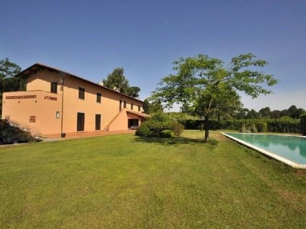 Riferimento 94-8 PL - Villa in Affitto a Marina Di Pietrasanta