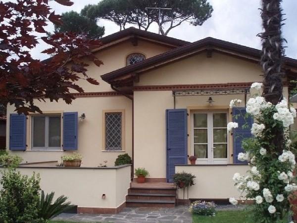 Riferimento 149-6 PL - Villa in Affitto a Marina Di Pietrasanta