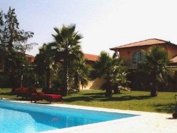 Riferimento 143-10 PL - Villa in Affitto a Forte Dei Marmi