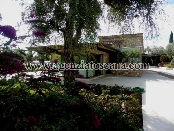 Villa Con Piscina in vendita, Pietrasanta - Crociale -  13
