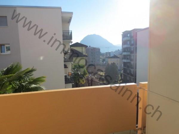 Riferimento 454A - Appartamento in Affitto a Molino Nuovo