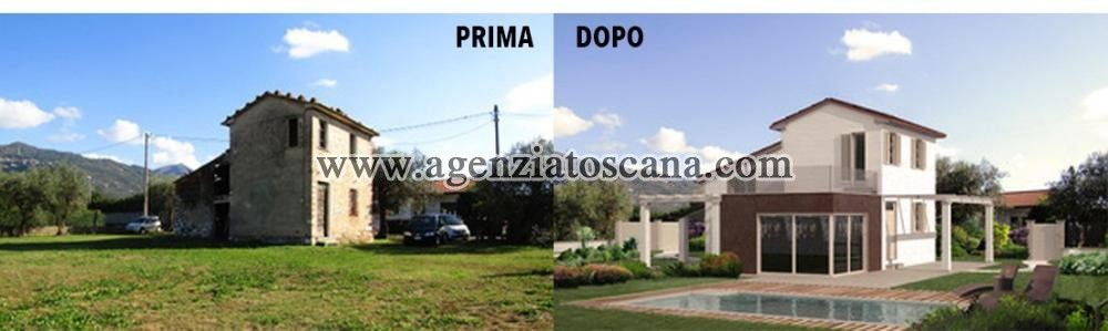 Villa With Pool for rent, Pietrasanta - Crociale -  0