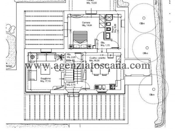 Villa With Pool for rent, Pietrasanta - Crociale -  5