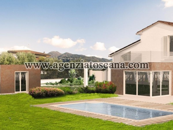 Villa With Pool for rent, Pietrasanta - Crociale -  3