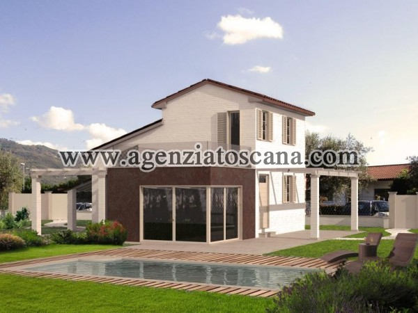 Villa With Pool for rent, Pietrasanta - Crociale -  1