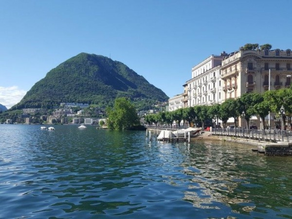 Ref. 456 - Immobile Commerciale for Sale in Lugano Centro