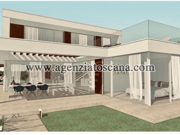 Villa Con Piscina in vendita, Forte Dei Marmi - Vaiana - Progetto con 1200 mq. di terreno 7