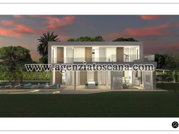 Villa Con Piscina in vendita, Forte Dei Marmi - Vaiana - Progetto con 2800 mq. di terreno 2