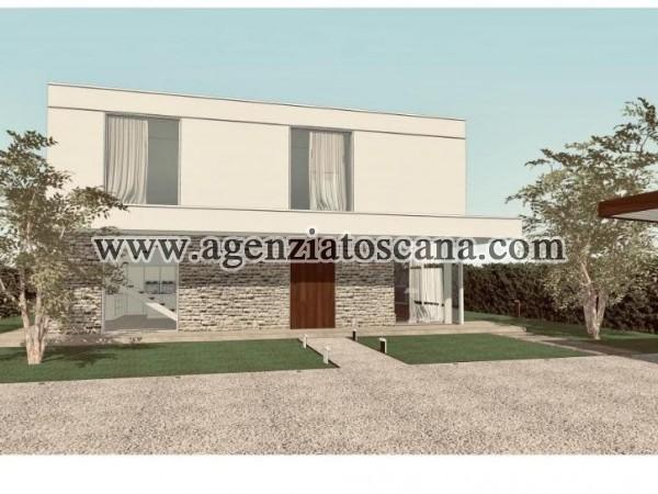 Villa Con Piscina in vendita, Forte Dei Marmi - Vaiana - Progetto con 1200 mq. di terreno 9