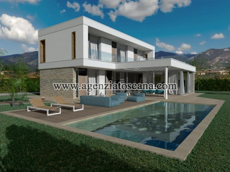 Villa With Pool To Build