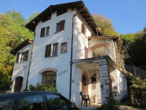 Ref. 458 - Casa for Sale in Brusino Arsizio