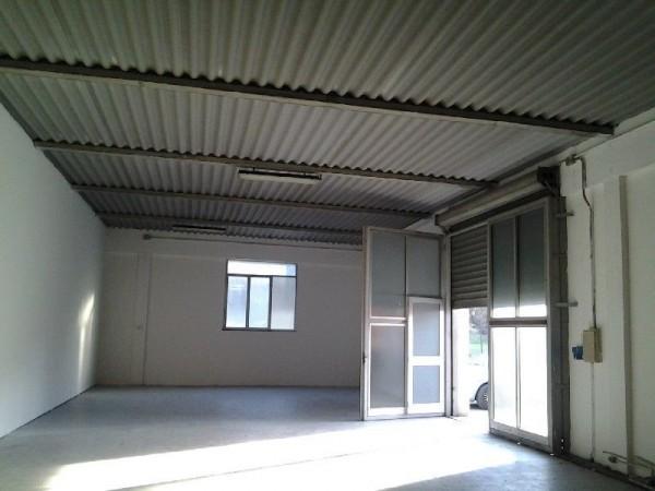 Riferimento CR5003 - Capannone in Affitto a Empoli