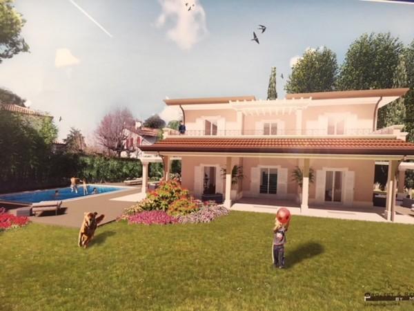 Villa in vendita, Forte dei Marmi, semi centrale