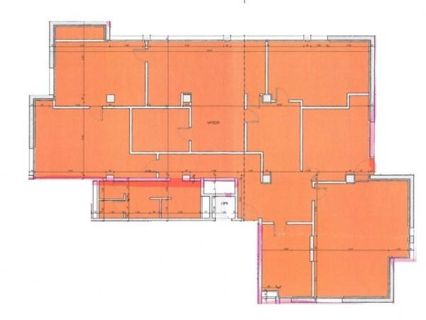 Riferimento 464A - Ufficio in Affitto a Lugano Centro