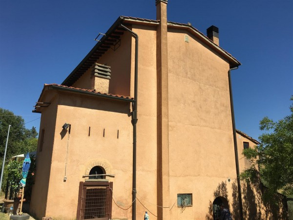 Riferimento 602 - Casolare per Vendita in Montefoscoli