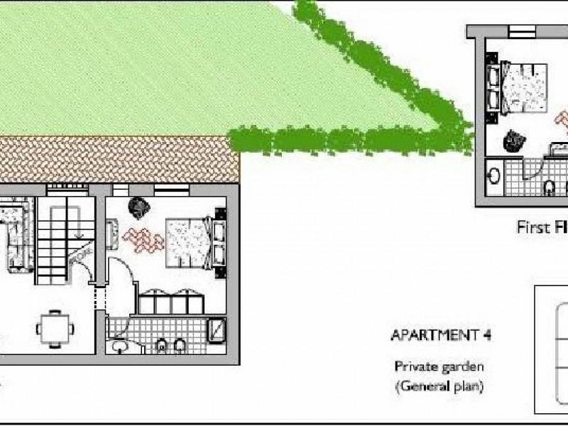 Casa Colonica In Vendita, Palaia - Riferimento: 45