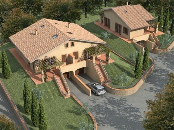 Riferimento 303 - Villa Bifamiliare per Vendita in Forcoli