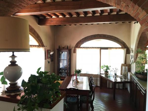 Riferimento 601 - Villa Bifamiliare per Vendita in Calcinaia