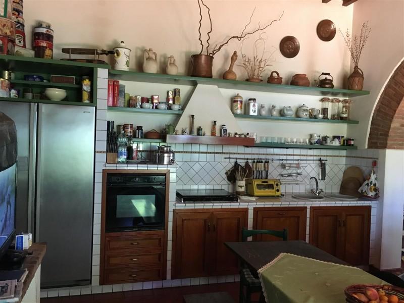 Villa Bifamiliare In Vendita, Calcinaia - Riferimento: 601