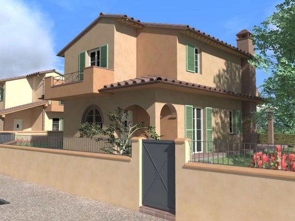 Riferimento 263 - Villa Singola per Vendita in Santa Colomba