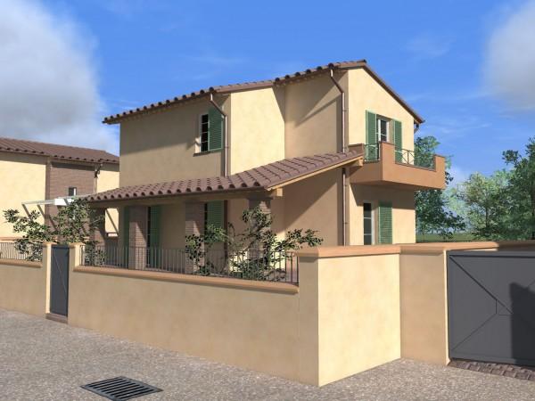 Riferimento 264 - Villa Singola per Vendita in Santa Colomba