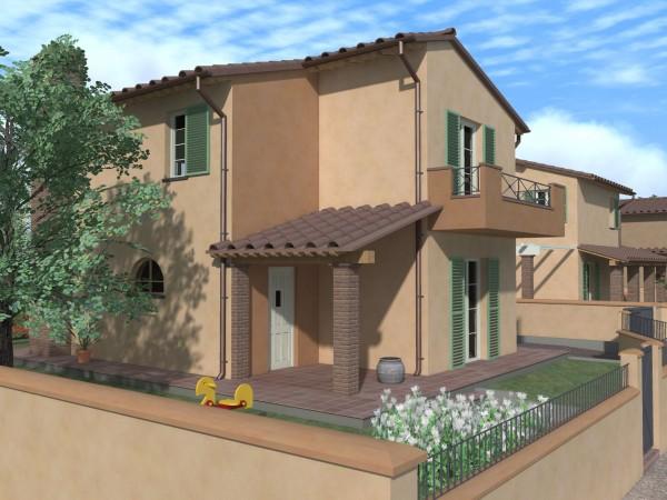 Riferimento 265 - Villa Singola per Vendita in Santa Colomba
