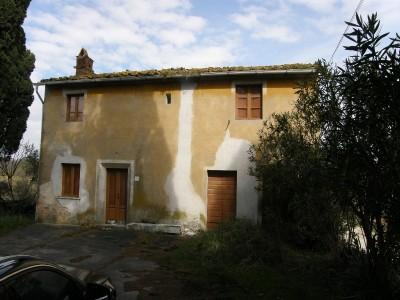 Casa Colonica In Vendita, Santa Maria A Monte - Cerretti - Riferimento: 316-foto1