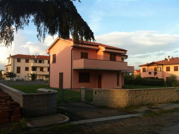 Riferimento 390 - Villa Bifamiliare per Vendita in Cenaia
