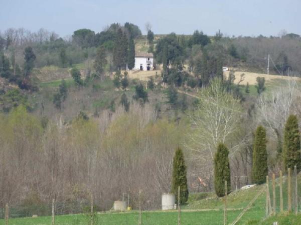 Riferimento 44 - Casa Colonica per Vendita in Montefoscoli