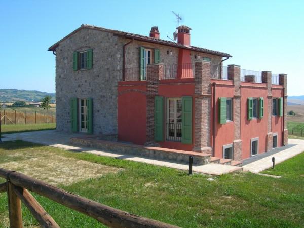 Riferimento 586 - Villa per Vendita in Pomaia