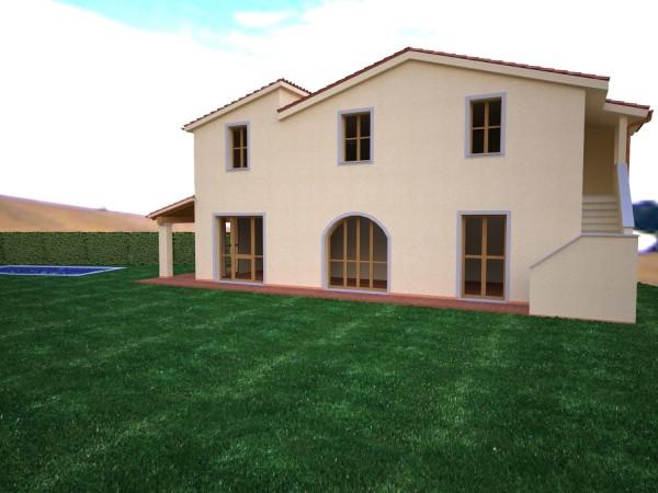 Riferimento 618 - Casa Indipendente per Vendita in Soiana