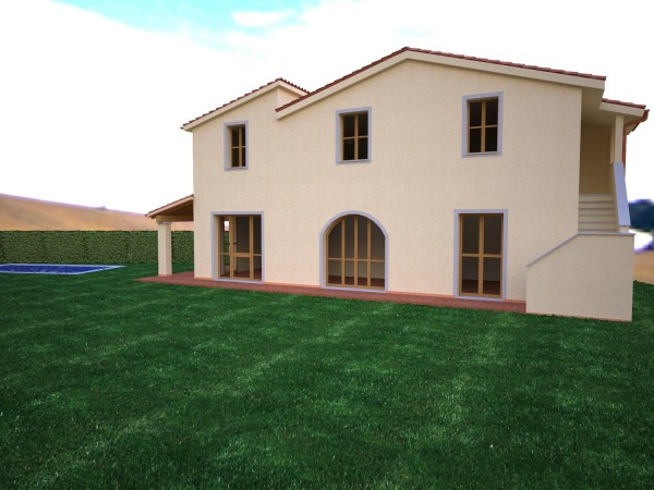 Riferimento 618 - Detached House per Sales in Soiana