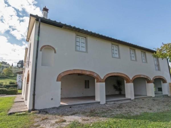 Riferimento 1722 - Casa Colonica in Vendita a Pistoia