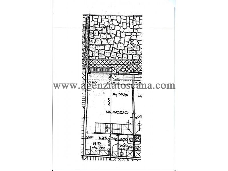Immobile Commerciale - Direzionale in affitto, Forte Dei Marmi -  1
