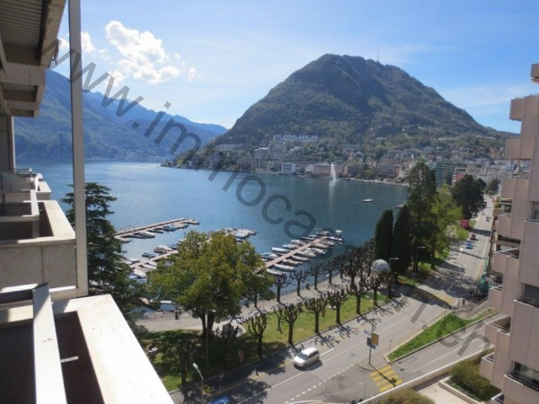 Ref. 479 - Apartment for Sale in Lugano Centro