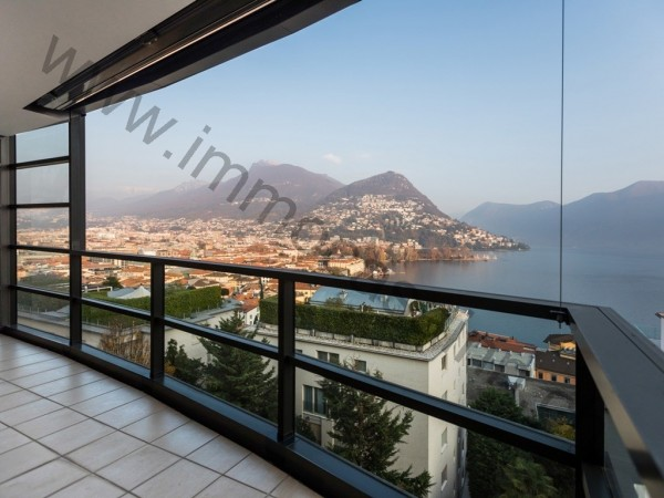 Ref. 481 - Apartment for Sale in Lugano Centro