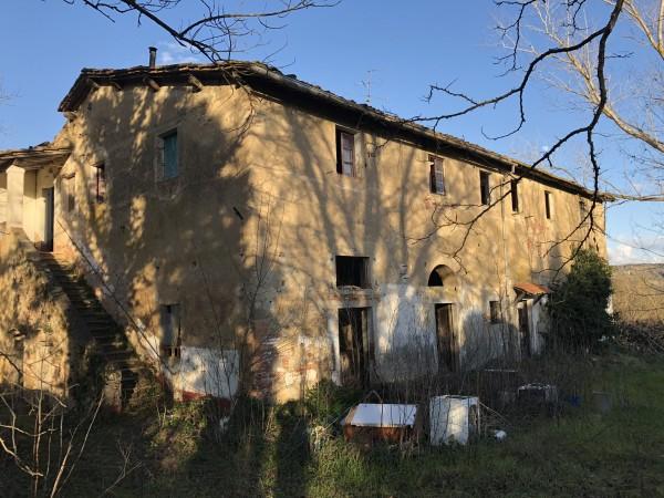 Riferimento 632 - Casolare per Vendita in Montefoscoli